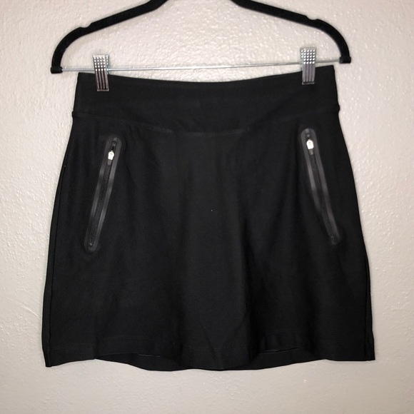 Nike Golf Tour Preppy Lined Athletic Skirt